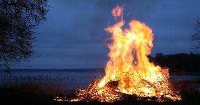 afbrænding haveaffald